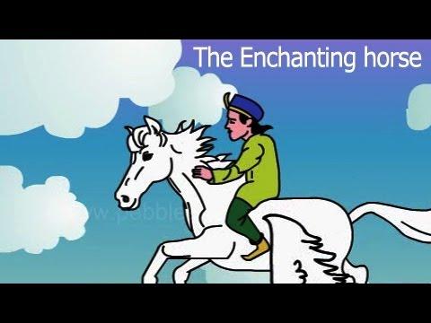 The Enchanting Horse - Arabian Night Story - English