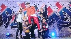 160806 AMILIO cover NCT - The 7th Sense + Fire Truck @ Esplanade Cover Dance#3 (Semi-Final)