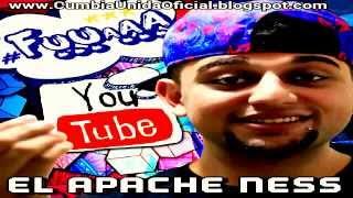 El Apache Ness   Hoy Si Mami Audio Letra   Julio 2015