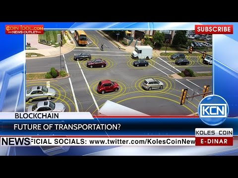 KCN: Blockchain to play role in future of transportation
