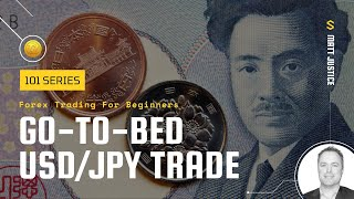 Forex 101: Go To Bed/ Mike Tyson Trade For USD JPY