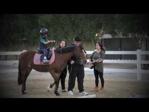 Music Therapy and Horse Back Riding-Carol Souki