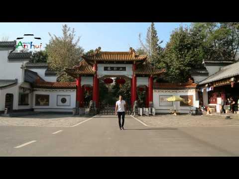 aiman anhui trip in china 1