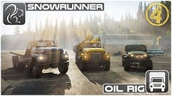 SnowRunner - Multiplayer (Ep 4) - Oil Rig