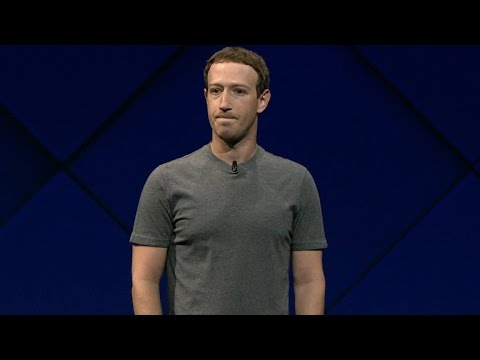 Facebook CEO Mark Zuckerberg responds to killing streamed on site