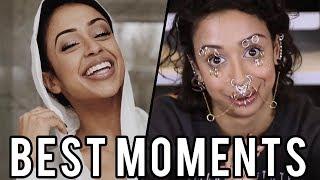LIZA KOSHY BEST MOMENTS 2017!