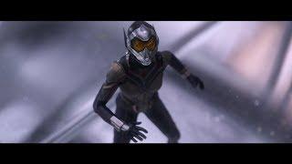Ant-Man et La Guêpe - Extait : La Guêpe débarque en cuisine (VF)