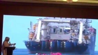 الكيبل البحري شرح شركة الانصالات ينبع