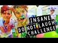 INSANE DO NOT LAUGH CHALLENGE