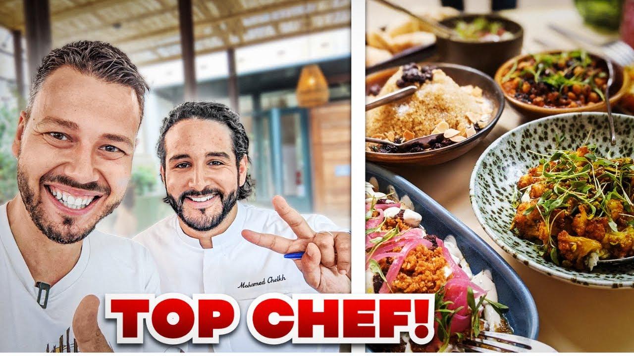 BUZZ mérité? Le RESTO du TOP CHEF 2021 Mohamed Cheikh ! - VLOG 1183