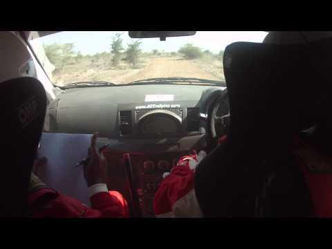 Coimbatore Rally 2013. Samir Thapar - 1st Stage. EVO 10