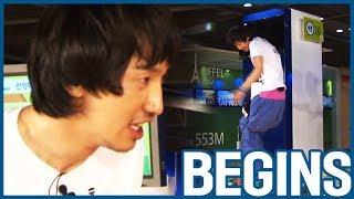 [RUNNINGMAN BEGINS] [EP 6-1]   Kwangsoo shows his UNDERWEAR!!! (๑¯∇¯๑) (ENG SUB)