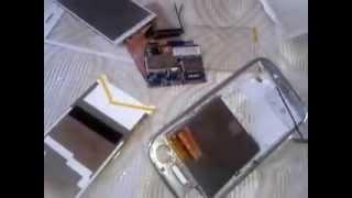 Çin malı galaxy s3 mini'yi parçalamak