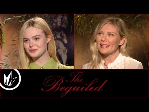 THE BEGUILED: Sit Down with the Stars - Regal Cinemas [HD]