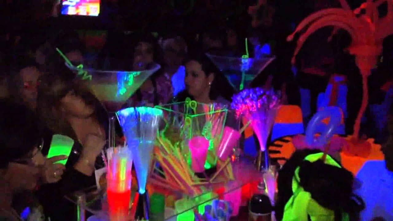 decoracao festa glow:Festa De 15 Anos Neon