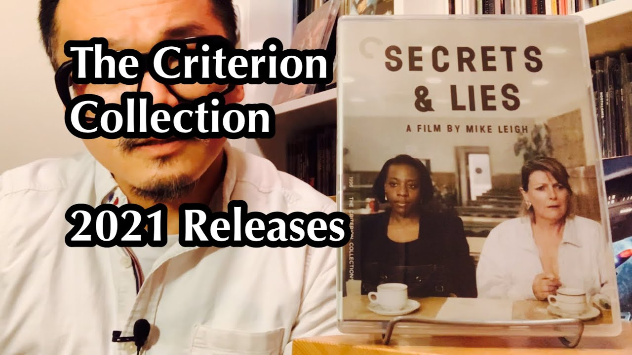 Download Criterion Collection 2021 Releases: SECRETS & LIES (Spine No. 1070)