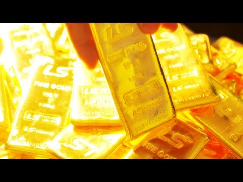 Gold Price Decline Reactions: Two Minute Recap