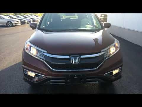 Used 2016 Honda CR-V Bowling Green OH Perrysburg, OH #P1494 - SOLD