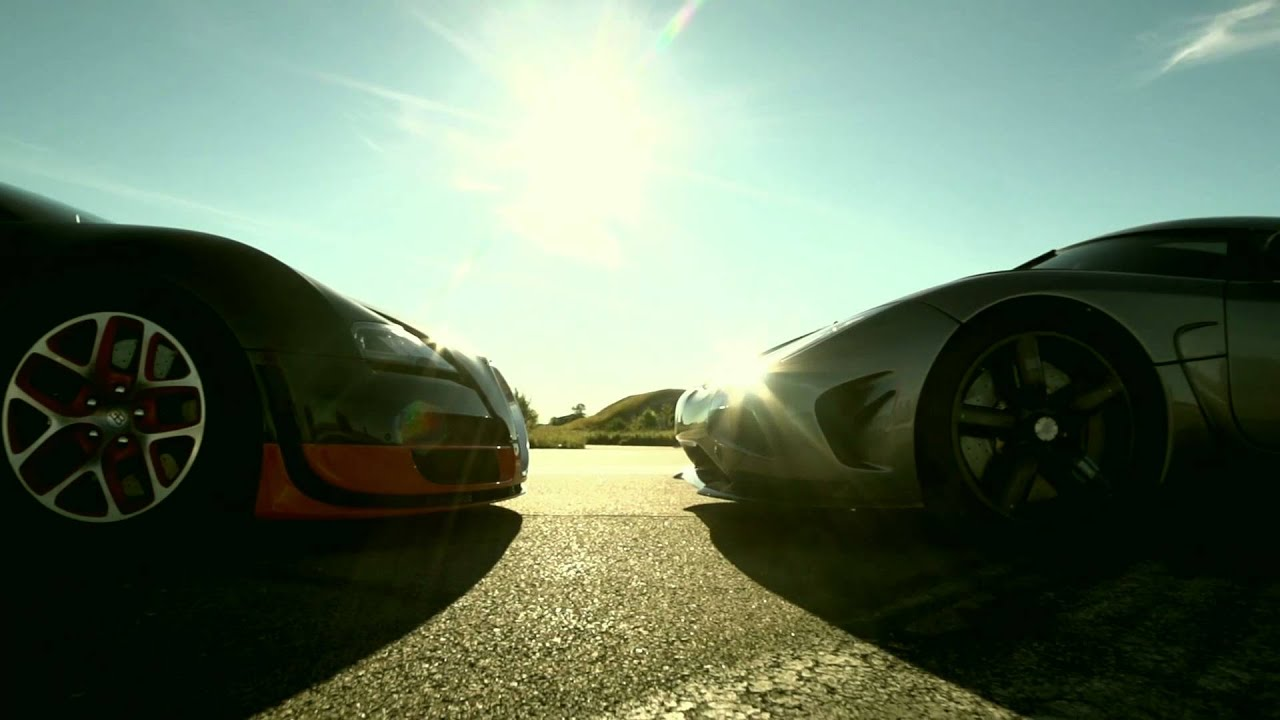 Soon Bugatti Veyron Vitesse vs Koenigsegg Agera R: only on ...