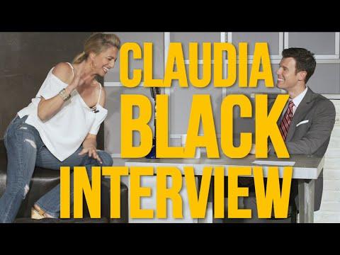 Claudia Black Interview - Episode 16