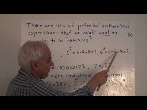 MathFoundations194: Arithmetical expressions as natural numbers