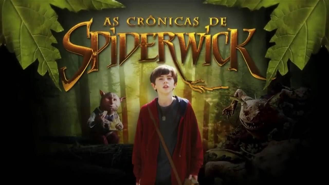 o filme as cronicas de spiderwick dublado gratis