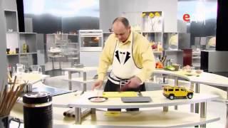 Говяжий стейк с горчицей и гратен из картофеля рецепт от шеф-повара / Илья Лазерсон