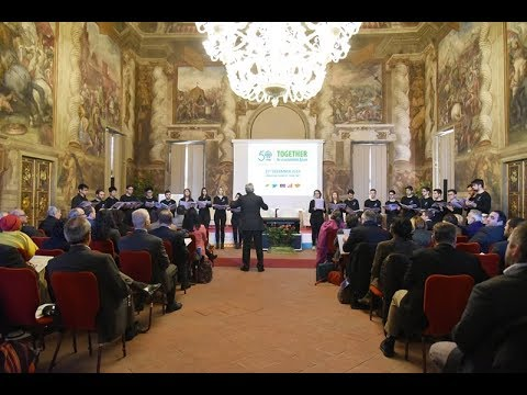 "ITPO Italy celebrates ""UNIDO 50 Years: Together for a sustainable future"" - Turin, 15/12/2016"