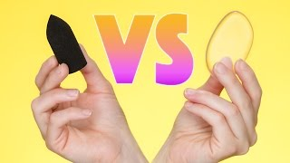 Finger Sponge VS Silisponge | Hatice Schmidt