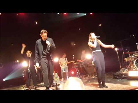 Irgendwas - Yvonne Catterfeld & Bengio | Live in München / 27.3.17 -Tour 2017