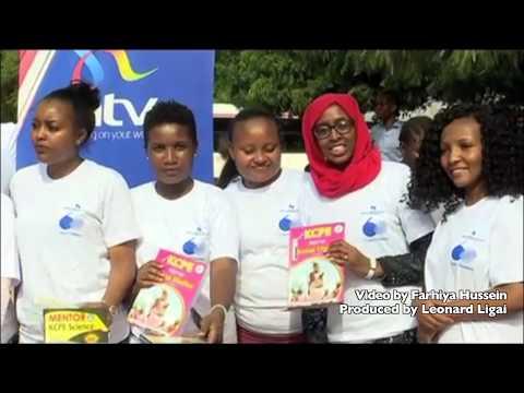 Nation Media Group Coast Region Donates Textbooks And Revision Books To Kiwandani Primary School