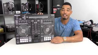 Roland DJ-505 Serato DJ Controller Demo & Review Video
