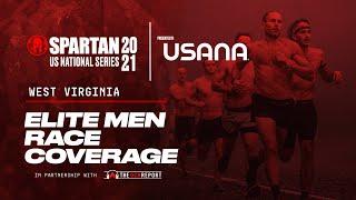 Spartan National Series 2021 Elite Men Coverage | West Virginia Beast