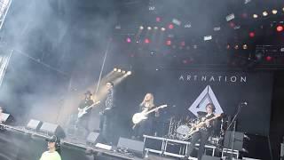 Art Nation - All In. Sweden Rock Festival 2017