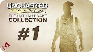 The Nathan Drake Collection - Uncharted 1 - Gameplay Español - Capitulo 1 - 1080pHD 60fps