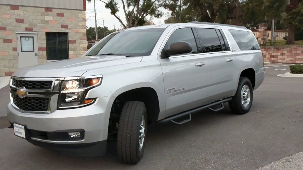 2018 Suburban Duramax >> 2017 Duramax Suburban (for Sales Call 407-257-9657) - YouTube