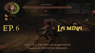 Piratas del Caribe La leyenda de Jack Sparrow [PS2] EP. 6 La mina