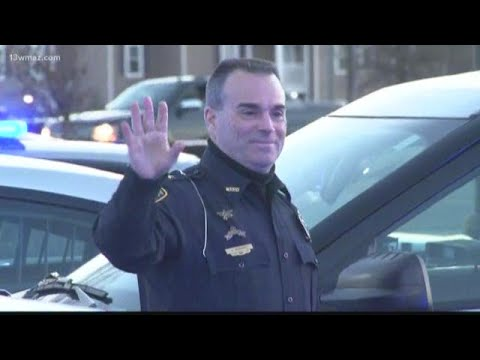 Acting Chief Wagner steps into new role at Warner Robins Police Department