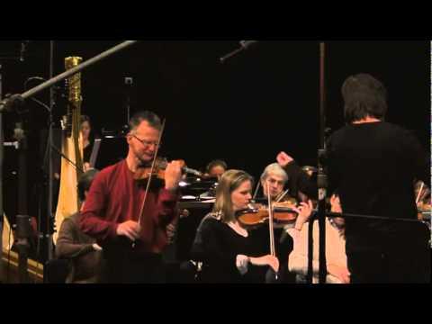 Clip from Thomas Bowes recording of Walton Violin Concerto