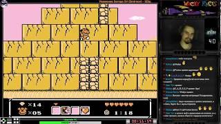 Wacky Races прохождение 100%   Игра на (Dendy, Nes, Famicom, 8 bit) Atlus 1991 Стрим HD [RUS]