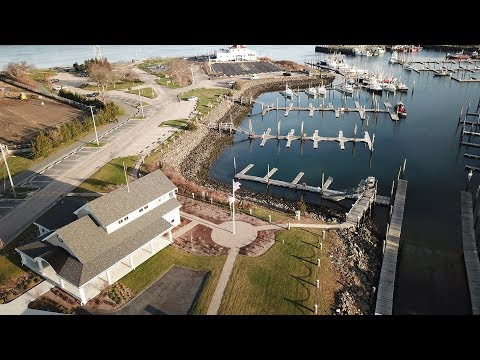 Sandwich Marina Renaissance: Redeveloping Waterfront into a First-Class Facility