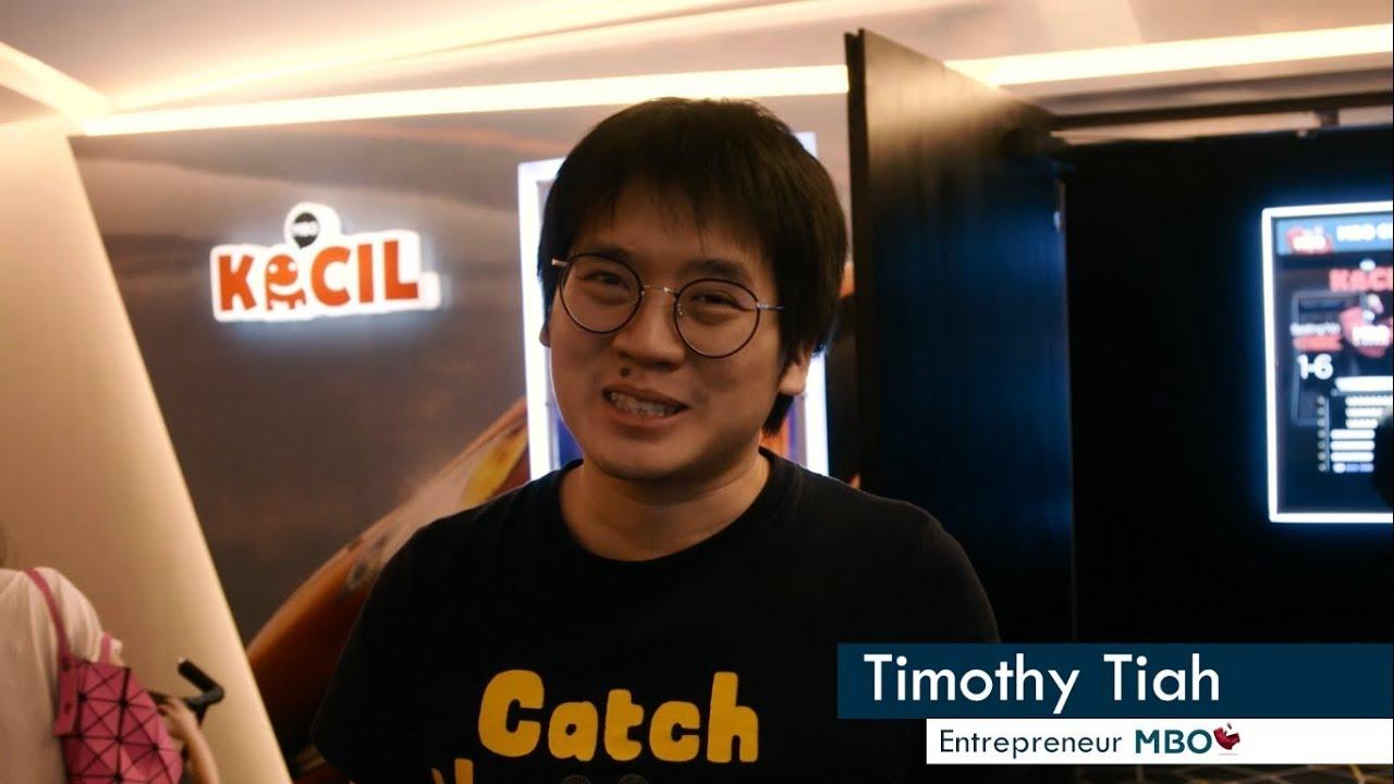 Timothy Tiah - Coco @KECIL at MBO the Starling