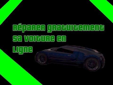 astuce gta 5 comment r parer sa voiture gratuitement en. Black Bedroom Furniture Sets. Home Design Ideas