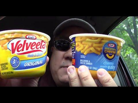 Kraft Macaroni & Cheese VS Velveeta Shells & Cheese – Comparison Review