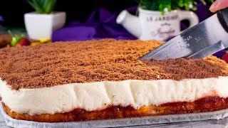 Только не откусите пальцы! Рецепт самого вкусного торта с молочным кремом. | Appetitno.TV