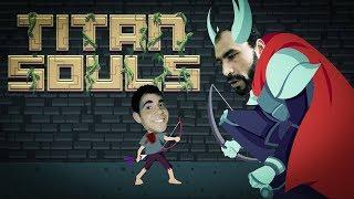 Titan Souls PT#09 [FINAL] - Matei o gasparzinho e acabei com a jogatina
