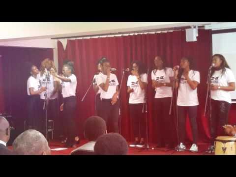 Nalingi yo (cover)  Dena mwana