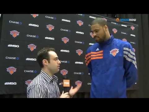 Tyson Chandler Interview [December 10, 2011]