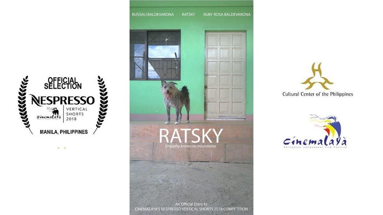 RATSKY   A Nespresso Vertical Shorts X Cinemalaya Short
