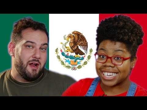 Thumbnail: Americans Try Mexican Cakes
